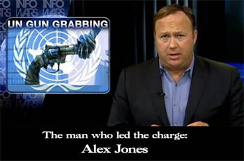 Alex Jones fought to get Trump elected